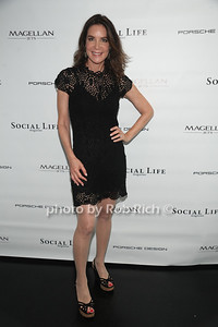 5-26-2012: Lois Robbins attends the Social Life Magazine Cover Party for Beth Ostrosky Stern at a private residence in Watermill.   Rob Rich/SocietyAllure.com