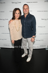 5-26-2012:Rosanna Scotto and Lou Ruggiero attend the Social Life Magazine Cover Party for Beth Ostrosky Stern at a private residence in Watermill.   Rob Rich/SocietyAllure.com
