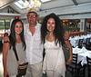Courtney Smith, Roger Sichel, Ilene Sichel photo by M.Buchanan for Rob Rich© 2012 robwayne1@aol.com 516-676-3939