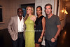 L.A. Reid, Devorah Rose, Erica Reid, Justin Mitchell  photo by R.Cole for Rob Rich © 2012 robwayne1@aol.com 516-676-3939