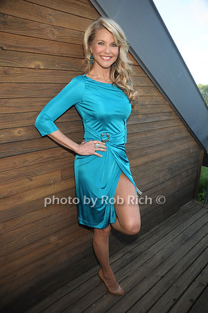 "June 12, 2012: Christie Brinkley attends the ""Sofo goes Soho"" 23rd. annual benefit for the Southfork Natural History Museum where she was honored  in Bridgehampton. photo by Rob Rich/SocietyAllure.com © 2012 robwayne1@aol.com 516-676-3939"