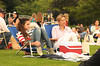 Enjoying the Southampton Cultural Center's Music in the Park at Agwam Park in Southampton (August 8, 2012)<br /> photo credit:Rob Rich/SocietyAllure.com