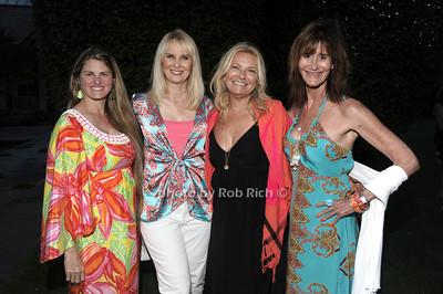 Bonnie Comley, Sara Herbert Galloway, Debra Halpert, Lee Fryd photo by Rob Rich/SocietyAllure.com © 2012 robwayne1@aol.com 516-676-3939
