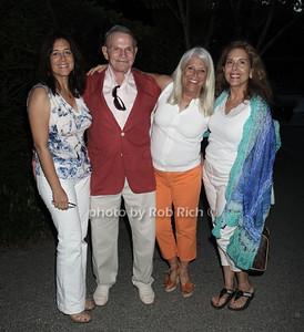 Daryl Schaefer, Ted Hartley, Ellen Krass, Margie Steinman photo by Rob Rich/SocietyAllure.com © 2012 robwayne1@aol.com 516-676-3939