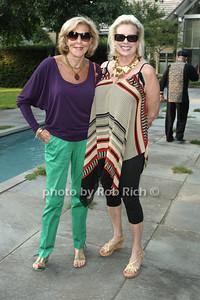 Susan Solomon, Nancy Geller photo by Rob Rich/SocietyAllure.com © 2012 robwayne1@aol.com 516-676-3939