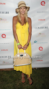 Beth Ostrosky Stern attends Super Saturday 15 to benefit the  Ovaian Cancer Research Fund at Nova's Ark in Water Mill. (July 28, 2012) Rob Rich/SocietyAllure.com