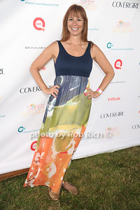 Jill Zarin attends Super Saturday 15 to benefit the  Ovaian Cancer Research Fund at Nova's Ark in Water Mill. (July 28, 2012) Rob Rich/SocietyAllure.com