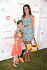 Shoshana Lonstein Gruss and children attend Super Saturday 15 to benefit the  Ovaian Cancer Research Fund at Nova's Ark in Water Mill. (July 28, 2012)<br /> Rob Rich/SocietyAllure.com