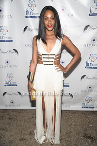 """5-27-2012:Shobntelle attends Jessica White's""""Angel Wings Foundation"""" 3rd.Annual Dinner benefitting Somaly Mam at Georgica Restaurant. Rob Rich/SocietyAllure.com"""