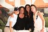 Georgina Bloomberg, Aida Turturro, Valerie Angel, and Anna McKnight