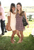 Izabel Tassy and Hayley Blatz attend the 37th.Annual Hampton Classic Horseshow in Bridgehampton. (August 30, 2012)<br /> photo credit: Rob Rich/SocietyAllure.com