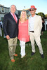 Jonathan McCann, Anik Libby, Coppy Holtzman attend the 3rd Annual Unconditional Love benefit for the Southampton Animal Shelter Foundation at the private residence of Sandra McConnell in Southampton (July 21, 2012)<br /> Rob Rich/SocietyAllure.com
