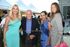 Dara Sowell, Henry Buhl,Sondra Sanchez, and Solomay Devidze attend the 3rd Annual Unconditional Love benefit for the Southampton Animal Shelter Foundation at the private residence of Sandra McConnell in Southampton (July 21, 2012)<br /> Rob Rich/SocietyAllure.com