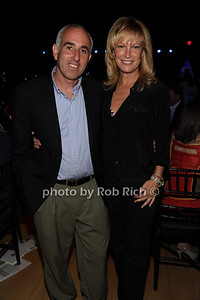"""6-2-2012: Jay Schneiderman, and Julie Stone attend the  """"9th.Annual Live @Clubstarlight"""" at the Ross School in Easthampton on June 2, 2012. Rob Rich/SocietyAllure.com"""