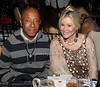 "6-2-2012:Russell Simmons and honoree Courtney Sale Ross attend the  ""9th.Annual Live @Clubstarlight"" at the Ross School in Easthampton on June 2, 2012.<br /> Rob Rich/SocietyAllure.com"