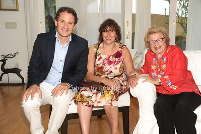 David Hryck, Janis Winehouse, Dr.Ruth Westheimer photo by Rob Rich/SocietyAllure.com © 2012 robwayne1@aol.com 516-676-3939