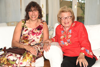 Janis Winehouse, Dr.Ruth Westheimer