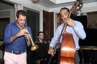 Dominick Farinacci Quartet photo by Rob Rich/SocietyAllure.com © 2012 robwayne1@aol.com 516-676-3939