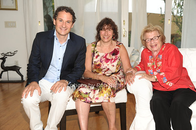 David Hryck, Janis Winehouse, Dr.Ruth Westheimer photo by Rob Rich/SocietyAllure.com © 2012 robwayne1@aol.com 516-676-3939