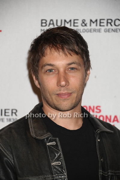 Sean Baker attends the Baume Mercier reception during the HIFF at the Wolffer Estate in Sagaponack. October 5, 2012<br /> photo credit: Rob Rich/SocietyAllure.com