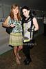 Nicole Miller and Madame Mayhem<br />  photo  by Rob Rich © 2012 robwayne1@aol.com 516-676-3939