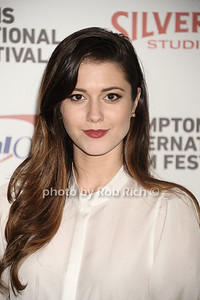 Mary Elizabeth Winstead attend the Chairman's Reception at the HIFF at the residence of Stuart Match Suna in East Hampton. October 6, 2012. photo credit: Rob Rich/SocietyAllure.com