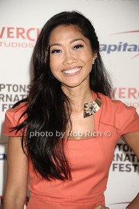 The  Hamptons International Film Festival Chairman's Reception Arrivals East Hampton, USA  10-06-12