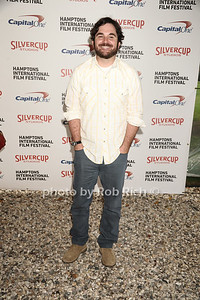 James Russell The  Hamptons International Film Festival Chairman's Reception Arrivals East Hampton, USA  10-06-12