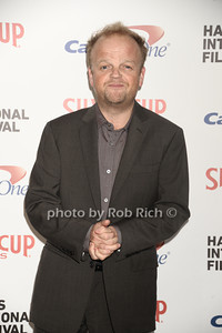 Toby Jones attend the Chairman's Reception at the HIFF at the residence of Stuart Match Suna in East Hampton. October 6, 2012. photo credit: Rob Rich/SocietyAllure.com