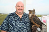 Rob Carmichael, Kalala the Owl<br /> photo by Rob Rich/SocietyAllure.com © 2012 robwayne1@aol.com 516-676-3939