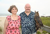 Ginny Frati,Rob Carmichael, Kalala the Owl<br /> photo by Rob Rich/SocietyAllure.com © 2012 robwayne1@aol.com 516-676-3939