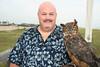 Rob Carmichael, Kalala the Owl<br /> photo by Rob Rich/SocietyAllure.com © 2012 robwayne1@aol.com 516-676-3939