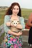 Charlie Baily, Blossom the Opossum<br /> photo by Rob Rich/SocietyAllure.com © 2012 robwayne1@aol.com 516-676-3939