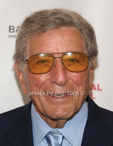 "Tony Bennett  attends The HIFF Summerdoc screening of ""The Zen of Bennett""  at Guild Hall iin East Hampton. (August 13, 2012) photo credit:Rob Rich/SocietyAllure.com"
