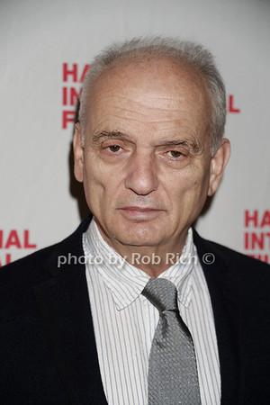 "David Chase<br /> attend the HIFF screening of ""Not Fade Away"" at Guild Hall in East Hampton. October 7, 2012<br /> photo credit: Rob Rich/SocietyAllure.com"