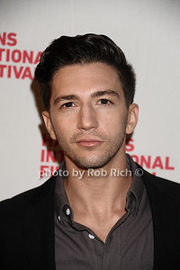 "John Magaro attend the HIFF screening of ""Not Fade Away"" at Guild Hall in East Hampton. October 7, 2012 photo credit: Rob Rich/SocietyAllure.com"