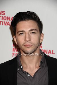 "John Magaro HIFF movie premiere of ""Not Fade Away"" Arrivals East Hampton, USA 10-7-12"