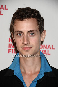 "Brahm Vaccarella HIFF movie premiere of ""Not Fade Away"" Arrivals East Hampton, USA 10-7-12"