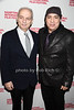 "David Chase and Steven van Zandt<br /> attend the HIFF screening of ""Not Fade Away"" at Guild Hall in East Hampton. October 7, 2012<br /> photo credit: Rob Rich/SocietyAllure.com"