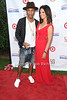 Pharrell Williams and Soledad O'Brien<br /> attend the  Hamptons fundraiser for Soledad O'Brien & Brad Raymond Foundation at a private residence in Bridgehampton (July 27, 2012).<br /> Rob Rich/SocietyAllure.com