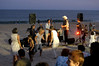 Dancing at  the Beach Concert Series at Gurney's Inn in Montauk.(July 7, 2012)<br /> Rob Rich/SocietyAllure.com