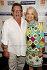 Freddie Stollmack, Ruth Applebaum attend the Movie Sceening of Searching for Sugar Man at Guild Hall in East Hamptonn. (July 6,2012)<br /> photo by Rob Rich/SocietyAllure.com