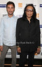 Director Malik Bendjelloul and Rodriguez attend the Movie Sceening of Searching for Sugar Man at Guild Hall in East Hamptonn. (July 6,2012)<br /> photo by Rob Rich/SocietyAllure.com