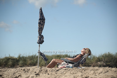 Enjoying the last days of summer at the beach in  Ditch Plains in Montauk on September 16, 2012. photo credit: Rob Ricch\SocietyAllure.com