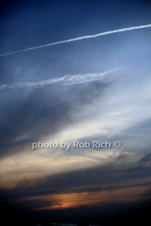Sagaponack sky above Wolffer Estate<br /> photo  by Rob Rich © 2012 robwayne1@aol.com 516-676-3939