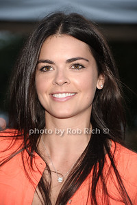 Katie Lee attends  the United Way's fundraiser at the Southampton residence of Avis and Bruce Richards. (August 25, 2012) photo credit: Rob Rich/SocietyAllure.com