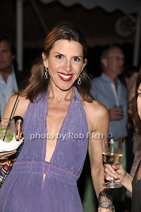 Jennifer Gilbert attends the United Way's fundraiser at the Southampton residence of Avis and Bruce Richards. (August 25, 2012) photo credit: Rob Rich/SocietyAllure.com