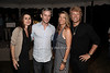 Florinka Pesenti, Dan Abrams, Dorothea Hurley, Jon Bon Jovi attend the United Way's fundraiser at the Southampton residence of Avis and Bruce Richards. (August 25, 2012)<br /> photo credit: Rob Rich/SocietyAllure.com