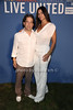 Charlie Walk and Lauren Walk attend the United Way's fundraiser at the Southampton residence of Avis and Bruce Richards. (August 25, 2012)<br /> photo credit: Rob Rich/SocietyAllure.com