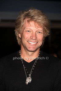 Jon Bon Jovi attends the United Way's fundraiser at the Southampton residence of Avis and Bruce Richards. (August 25, 2012) photo credit: Rob Rich/SocietyAllure.com